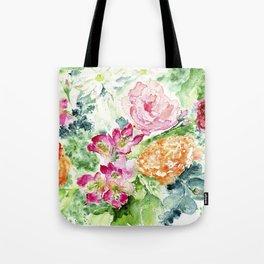 Bouguet Tote Bag