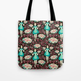 a very cherry pie Tote Bag