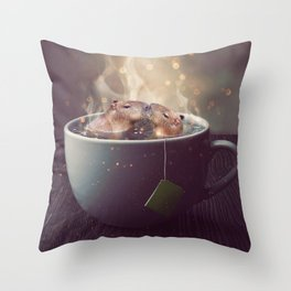 Croodle Throw Pillow