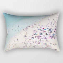beach - summer love Rectangular Pillow