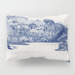 Olifants River, Balule, South Africa Pillow Sham