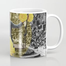 Bloom Out Girl Coffee Mug