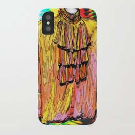 THE PUFFY SHIRT REMIX iPhone Case