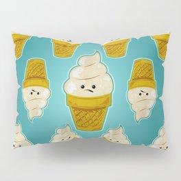 Ice Cream Cones Pillow Sham