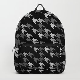 Toothless Black and White Backpack