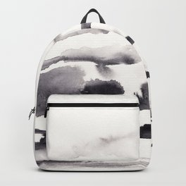 Stacked terrain Backpack