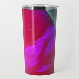 Signs in the Sky Collection III- Streaks and lights Travel Mug