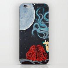 Midnight Toker (#2) - Smoking Lady Series iPhone & iPod Skin