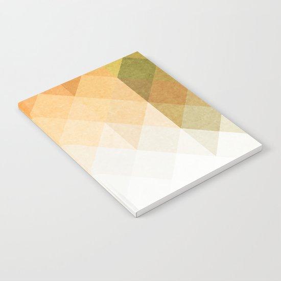 Three Way Retro  Notebook