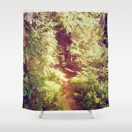Come to the Secret Place Shower Curtain