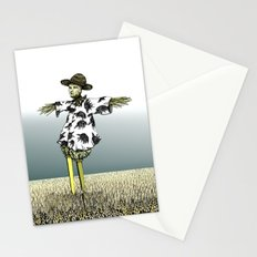Crow Serie :: Scarecrow Henry Stationery Cards