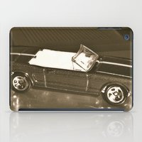 mustang iPad Cases featuring Mustang  by Losal Jsk