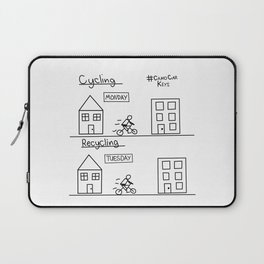 Recycling Laptop Sleeve