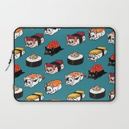 Sushi Frenchie Laptop Sleeve