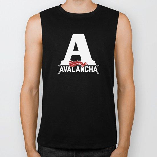 AVALANCHA Biker Tank