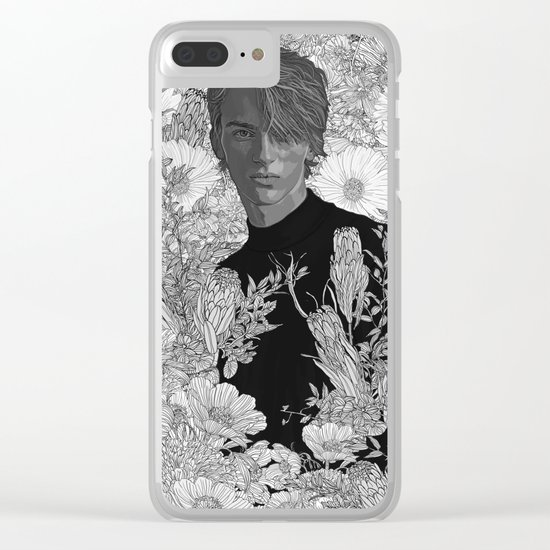 Beautiful Things II Clear iPhone Case