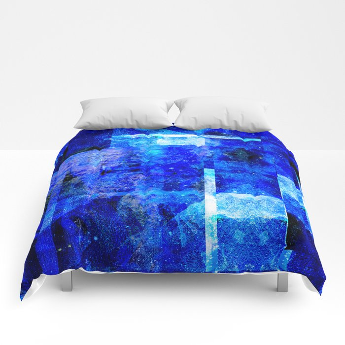 Sapphire Nebulæ Comforters