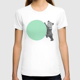 peppermint bear T-shirt