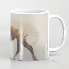 Sunday Horse Coffee Mug
