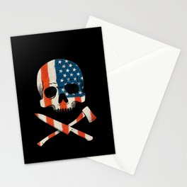 American P$ycho Stationery Cards