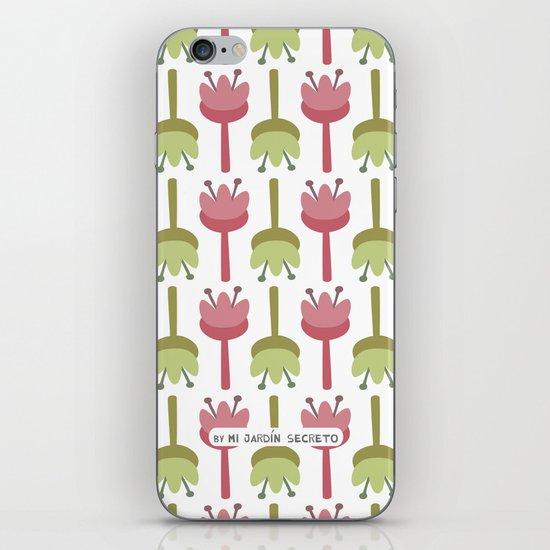 PATTERN 6 iPhone & iPod Skin