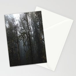 FOREST FOG Stationery Cards