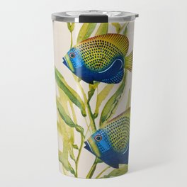 Fishes 2 Travel Mug