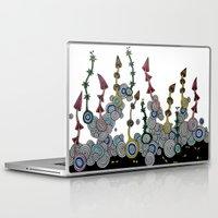 mushroom Laptop & iPad Skins featuring mushroom by SENGA