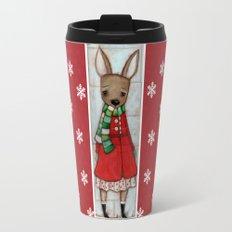Winter Coat Travel Mug