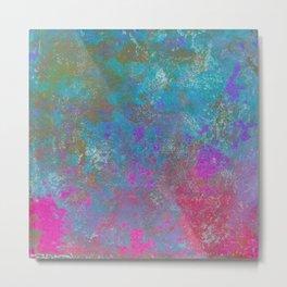 Abstract No. 56 Metal Print