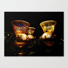 Ancient Pots Canvas Print
