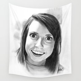 Laina Morris Wall Tapestry