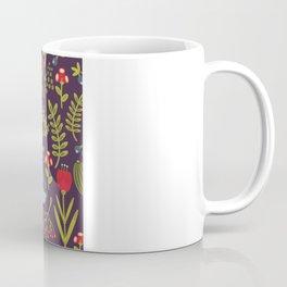 Folk birds.  Coffee Mug