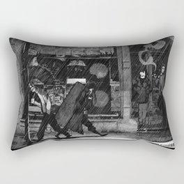 Lamrose Pawn Rectangular Pillow