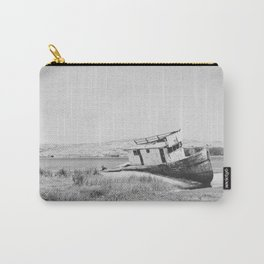 POINT REYES SHIPWRECK / California Carry-All Pouch