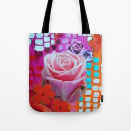 Roses Are Free Tote Bag