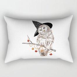 Halloween Owl Rectangular Pillow