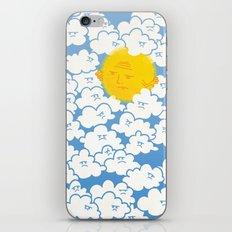 Cloud Control iPhone & iPod Skin
