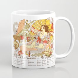 The Fifth Taste: Umami Coffee Mug