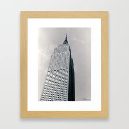 New York City 002 Framed Art Print