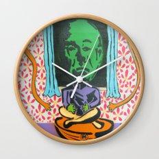 Dial M for Mekon  Wall Clock