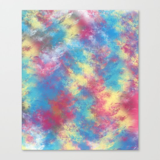 Abstract 2 Canvas Print