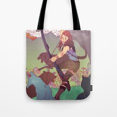 A Survivor is Born Tote Bag