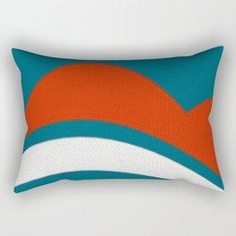 Praia Vermelha Rectangular Pillow