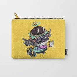 Magic Hamburger Carry-All Pouch