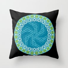Mandala 23 - 2014 Limited Reproduction Products Throw Pillow