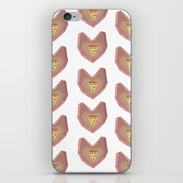Pizza is LOVE iPhone Skin