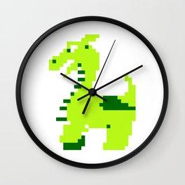 Aquamentus Wall Clock