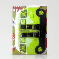 van Stationery Cards featuring Van by Gabriel Prusmack and Sophia Buddenhagen