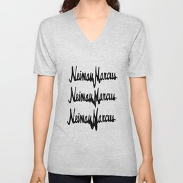 NM Drip (black only) Unisex V-Neck